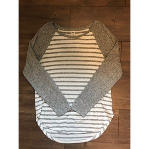 Old Navy stripped tee